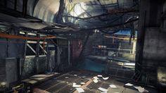 ArtStation - Killzone Shadowfall DLC - Stormgracht, Matthew Birkett-Smith