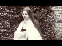 St Therese of Lisieux, The Little Flower. - Video by Bishop Robert Baron Catholic Saints, Patron Saints, When I Am Baptized, St Rita Of Cascia, St Therese Of Lisieux, Theory Of Evolution, Movie Talk, Inspirational Movies, I Survived
