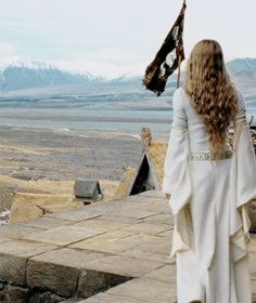 Eowyn in Edoras--The Two Towers Legolas, Aragorn, Thranduil, Gandalf, Tolkien Books, J. R. R. Tolkien, Medieval, Between Two Worlds, Shield Maiden
