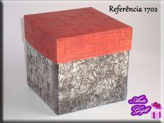 Caixa alumínio Red