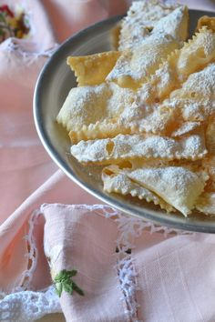 Beignets, Chocolate Cookie Recipes, Happy Foods, Italian Desserts, Italian Cooking, Churros, Apple Pie, Frittata, Sweet Tooth