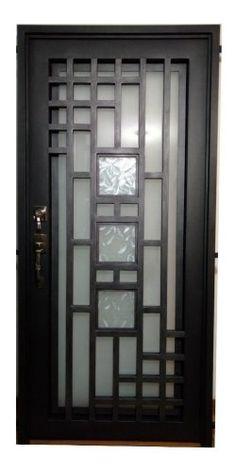 Home Door Design, Front Door Design Wood, Front Gate Design, Door Gate Design, House Gate Design, Main Door Design, House Front Design, Grill Gate Design, Steel Gate Design