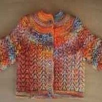 Sweaters can take a long time to make with straight knitting needles, but on the Knifty Knitter round looms, these projects can be completed very...