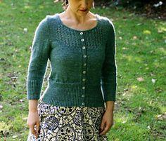 Ravelry: Audrey In Unst pattern by Gudrun Johnston