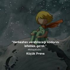 – Antoine De Saint Exupery / The Little Prince - Site Today L Quotes, Poetry Quotes, Book Quotes, St Exupery, Positive Quotes, Positive Vibes, Learn Turkish Language, Good Sentences, The Little Prince