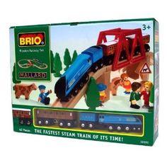 BRIO - BRIO - Mallard Train Set: Amazon.co.uk: Toys & Games