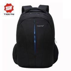 e894ee4d45f6 2017 Tigernu Brand waterproof 15.6inch laptop backpack men backpacks for teenage  girls summer backpack bag women+Free gift