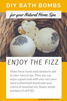 Lovely DIY Bath Bomb