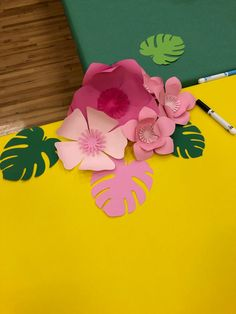 Activity Days Camp Ideas and inspiration by Lindi Haws of Love The Day. Theme (Be A Pineapple), schedules and favor ideas. Diy For Kids, Crafts For Kids, Church Activities, Day Camp, Paper Fans, Flamingo Party, Photo Booth Backdrop, Girl Decor, Activity Days