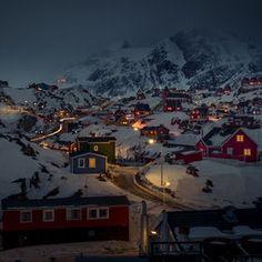 Sisimiut, Greenland.
