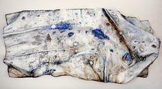 """Saatchi Art Artist mark lomax; Collage, """"belief in the unknown"""" #art"""