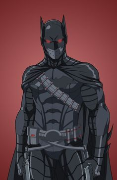 Batman (Jason Todd) by DannyK999