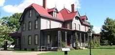Garfield's Home - Mentor, Ohio