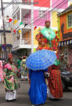 Creole Theme Photo | Dominica Island: Photo Travel Guide