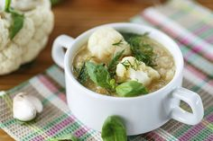 Low-carb versions of your favorite soup recipes for cold-weather comfort