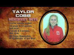 Scholar Athlete of the Week - Taylor Cobb