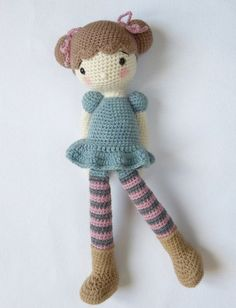 amigurumi doll models the amigurumi doll models Crochet Amigurumi, Crochet Bear, Crochet Doll Pattern, Love Crochet, Amigurumi Doll, Amigurumi Patterns, Doll Patterns, Crochet Patterns, Crochet Crafts