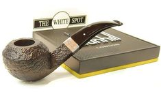 Alfred Dunhill The White Spot Collection Shell Briar P F/T. September Events, Dunhill Pipes, Alfred Dunhill, Money Clip Wallet, Shell, Luxury, Board, Collection, Meerschaum Pipe