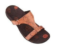 55160c52373d2 Orthaheel by Vionic Molly Women US 9 Orange Slides Sandal   Click image for  more details