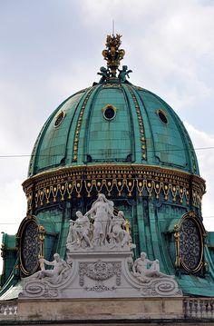 Michaelertor, Hofburg, Wien