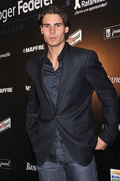 Rafa Nadal Armani | photo gtresonline rafa nadal is the new face of armani the world ...