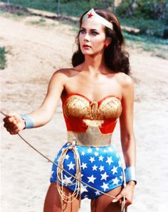 Wonder Woman/ Who I wanted to be when I grew up/ I kept spinning and spinning.... just never happened