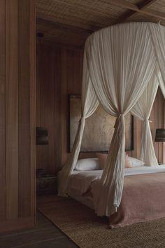 Rumah Purnama Villa in Ubud, Bali by Studio Jencquel | Yellowtrace Ubud Villas, Terrazo, Indoor Outdoor Living, Traditional House, Decoration, Living Spaces, Bedroom Decor, Bedroom Signs, Decorating Bedrooms
