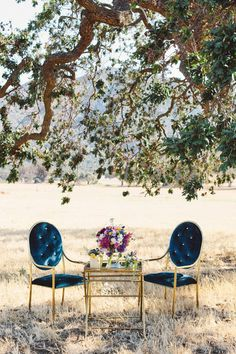 velvet chairs // photo by Katie Shuler Photography