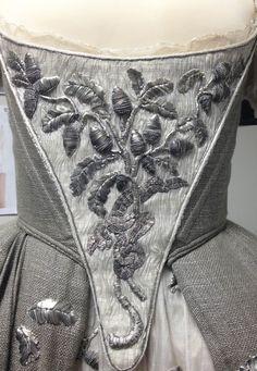 IMG_2649 | Wedding dress metallic embroidery
