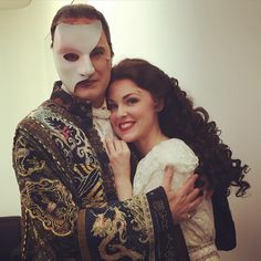 """Emilie Lynn via Instagram -- 20 Oct 2015 -- """"We're in our final week of shows here in #Guangzhou ! Sad to leave such a great city and theatre  #guangzhouoperahouse #phantomoftheopera…"""""""
