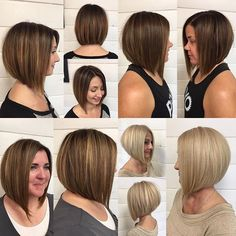 for days! I never tire of seeing clients take the plunge. The classic bob compliments so many different face shapes and hair textures. The detail work after blown dry is my favorite part. Gets me excited every time I start the blow dry. Long Face Haircuts, Classic Bob, Straight Bob, Long Faces, Blow Dry, Undercut, Dry Hair, My Favorite Part, Face Shapes