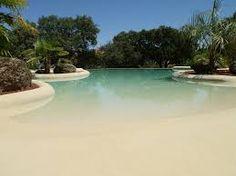 Resultado de imagen de piscinas de arena