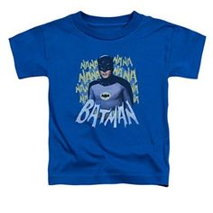 Batman Classic TV Theme Song Toddler T-Shirt