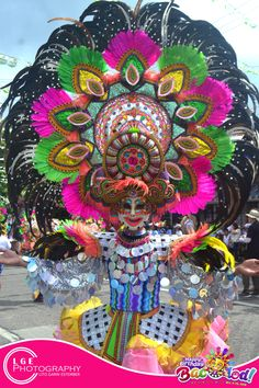 Street and Arena Dance Competition Barangay Category Result Masskara Festival, Bacolod, Festival Costumes, Original Music, Competition, Art Projects, Captain Hat, Champion, Awards