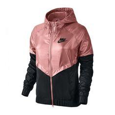 Veste bicolore à capuche Nike - Nike - Galeries Lafayette