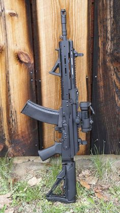 Firearm Discussion and Resources from Handguns and more! Buy, Sell, and Trade your Firearms and Gear. Weapons Guns, Guns And Ammo, Battle Rifle, Custom Guns, Assault Rifle, Cool Guns, Military Weapons, Tactical Gear, Tactical Survival