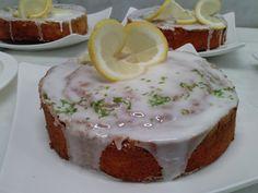cake de limón, homeandrun