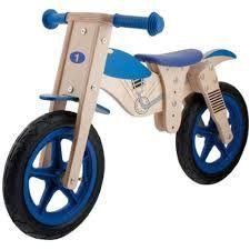 Resultado de imagen de bicicletas sin pedales para niños de madera