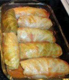 Susan Recipe: Stuffed Cabbages