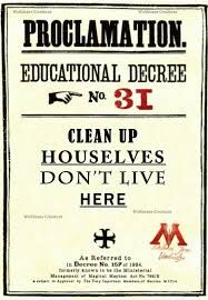 Educational decree | harry potter wiki | fandom.