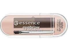 Essence eyebrow stylist set 01 natural brunette style