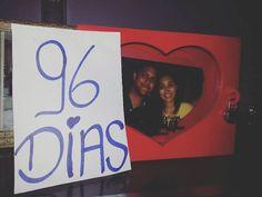 Guardado no coração: nossa primeira foto namorando  #CasamentoCaJu #euteamo by caioluca13 http://ift.tt/1TSLByr