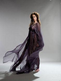 Golden Compass Witch's Dress