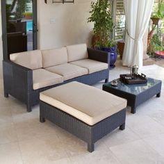 Wicker Furniture, $750