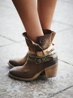 someone save me from the Free People Boot page!!!!  omg.....   Fortitude Ankle Boot, $398.00
