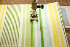 Sewing Tips: Practicing your stitches