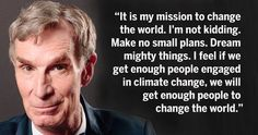 "Bill Nye talked about his new climate change book ""Unstoppable"" in an interview while driving a Tesla around New York City. Nye is urging immediate action Science Guy, Earth Science, Life Science, Computer Science, Environmental Issues, Environmental Justice, Book Of Changes, Save Our Earth"