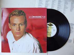 Jason Donovan Ten Good Reasons Vinyl LP PWL Records HF 7 A/B 1988 Lyric Inner