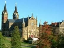St Meinrad--help him come home, Lord!