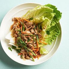 Thai-Style Pork Salad